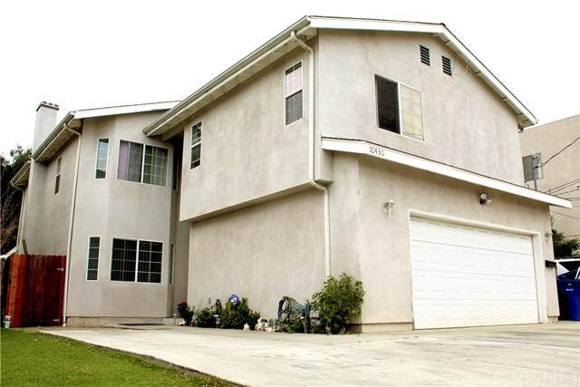10430 Scoville Avenue, Sunland, CA 91040 (#SR21038667) :: TruLine Realty