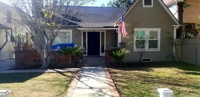 1221 Monterey Road, South Pasadena, CA 91030 (#P1-3483) :: Berkshire Hathaway HomeServices California Properties