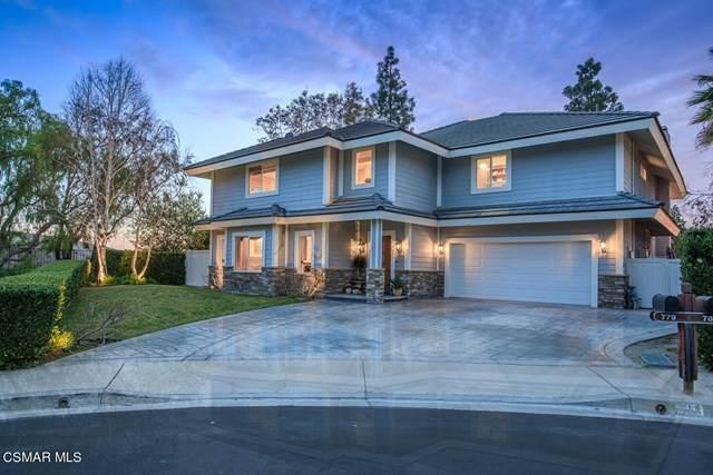 779 Aspen Oak Court, Oak Park, CA 91377 (#221000965) :: Berkshire Hathaway HomeServices California Properties