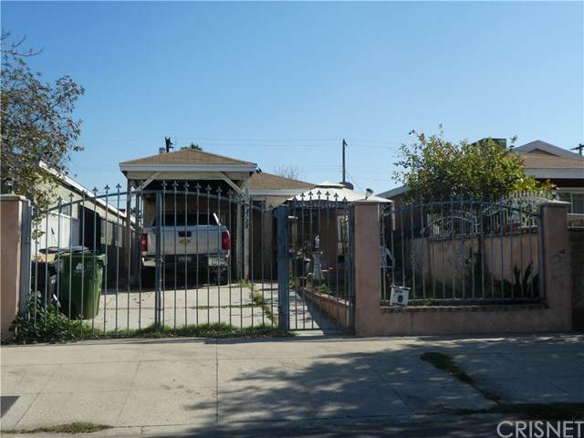13154 Carl Street, Pacoima, CA 91331 (#SR21037988) :: Berkshire Hathaway HomeServices California Properties