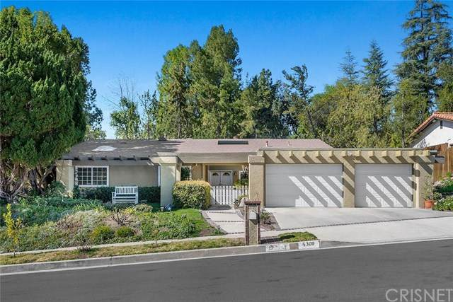 5309 Lockhurst Drive, Woodland Hills, CA 91367 (#SR21036847) :: Lydia Gable Realty Group