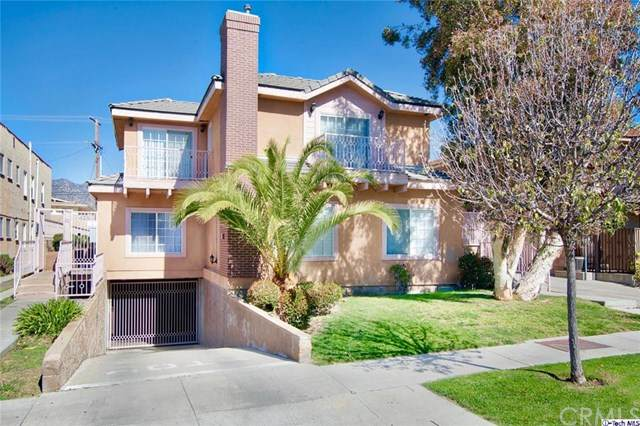 425 W California Avenue #103, Glendale, CA 91203 (#320005093) :: Berkshire Hathaway HomeServices California Properties