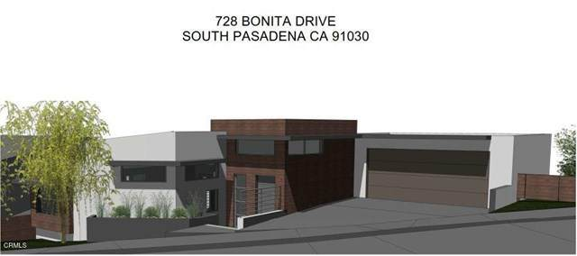 728 Bonita Drive, South Pasadena, CA 91030 (#P1-3498) :: The Parsons Team