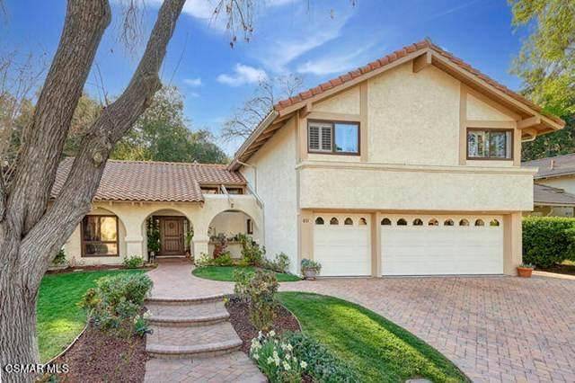 851 Hartglen Avenue, Westlake Village, CA 91361 (#221000988) :: Lydia Gable Realty Group