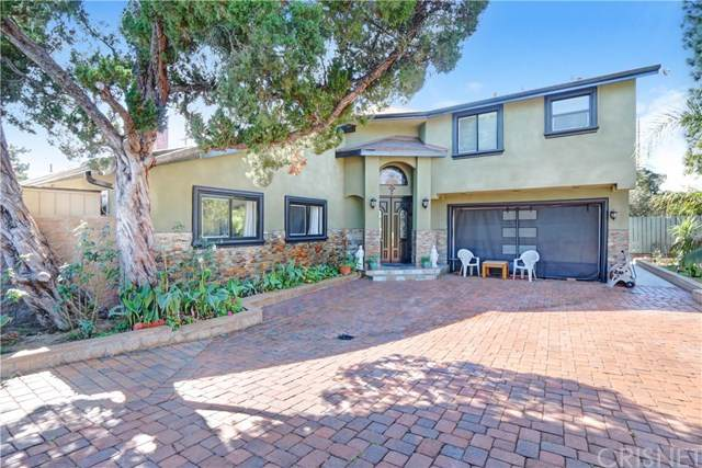 16234 Chatsworth Street, Granada Hills, CA 91344 (#SR21039890) :: HomeBased Realty
