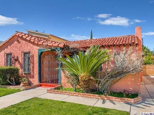 1111 N Howard Street, Glendale, CA 91207 (#320004365) :: Berkshire Hathaway HomeServices California Properties