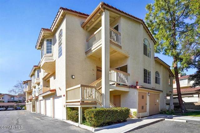 5785 Oak Bank Trail #104, Oak Park, CA 91377 (#221000999) :: The Grillo Group