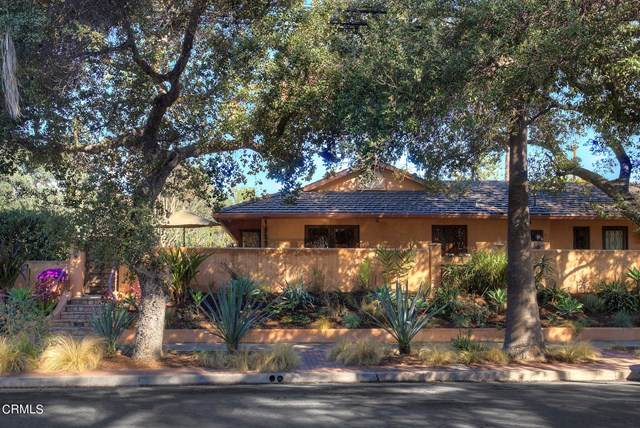 1524 Oak Meadow Lane, South Pasadena, CA 91030 (#P1-3509) :: The Parsons Team