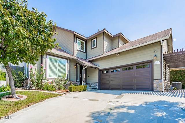 2701 Fairmount Avenue, La Crescenta, CA 91214 (#P1-3511) :: Berkshire Hathaway HomeServices California Properties
