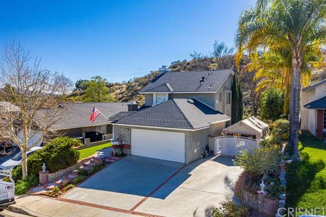 22846 Tamarack Lane, Saugus, CA 91390 (#SR21040488) :: HomeBased Realty