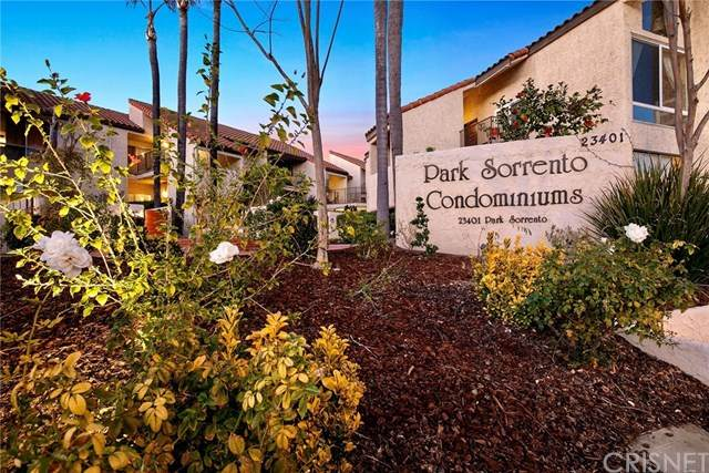 23401 Park Sorrento #26, Calabasas, CA 91302 (#SR21040367) :: Lydia Gable Realty Group