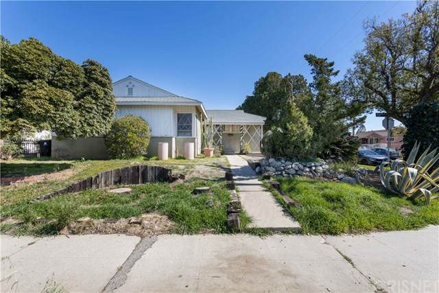 10330 Woodman Avenue, Mission Hills (San Fernando), CA 91345 (#SR21038091) :: The Grillo Group
