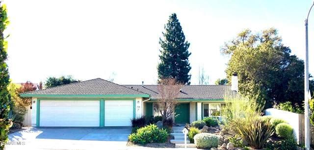 318 Pepperwood Court, Thousand Oaks, CA 91360 (#221001009) :: Berkshire Hathaway HomeServices California Properties