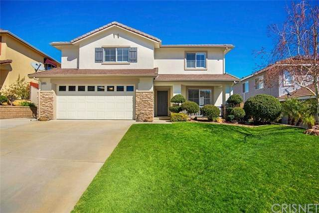 32748 The Old Road, Castaic, CA 91384 (#SR21035291) :: TruLine Realty