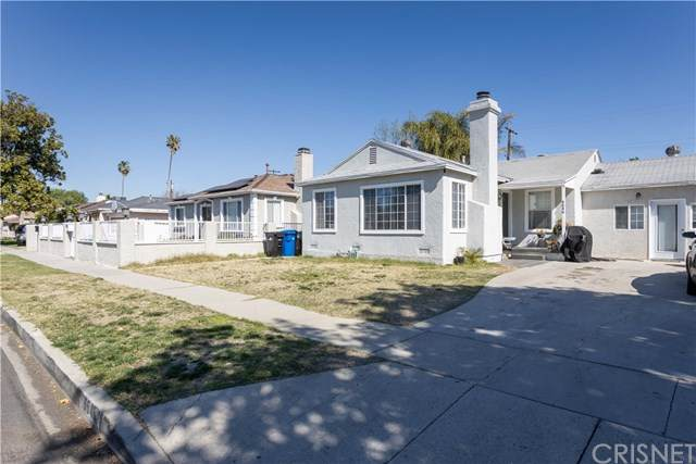 6646 Nestle Avenue, Reseda, CA 91335 (#SR21038280) :: Berkshire Hathaway HomeServices California Properties