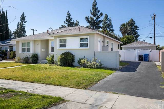 8113 Nestle Avenue, Reseda, CA 91335 (#SR21038305) :: Berkshire Hathaway HomeServices California Properties