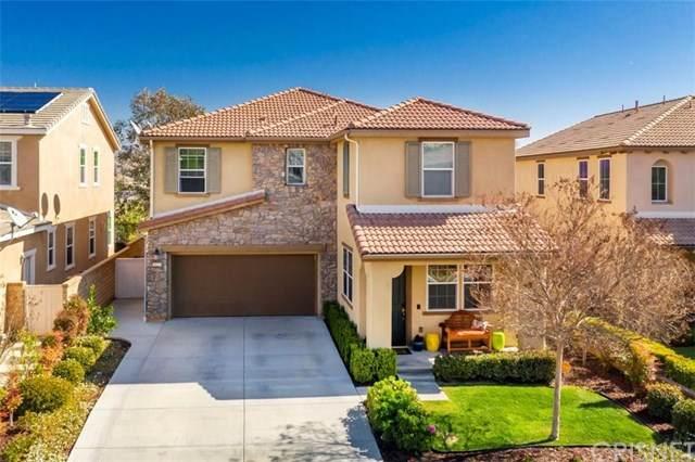 24270 La Montura Drive, Valencia, CA 91354 (#SR21040537) :: Randy Plaice and Associates