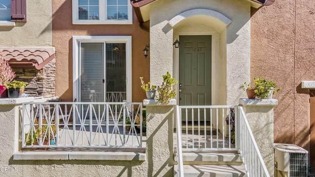 23447 Abbey Glen Place, Valencia, CA 91354 (#P1-3520) :: HomeBased Realty