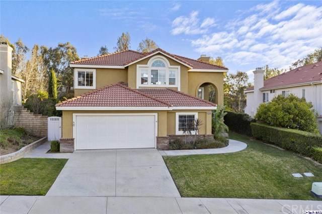 23516 Hearthside Court, Valencia, CA 91354 (#320005097) :: HomeBased Realty
