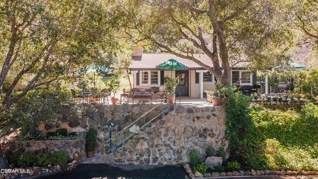 136 Upper Lake Road, Westlake Village, CA 91361 (#221001023) :: Lydia Gable Realty Group