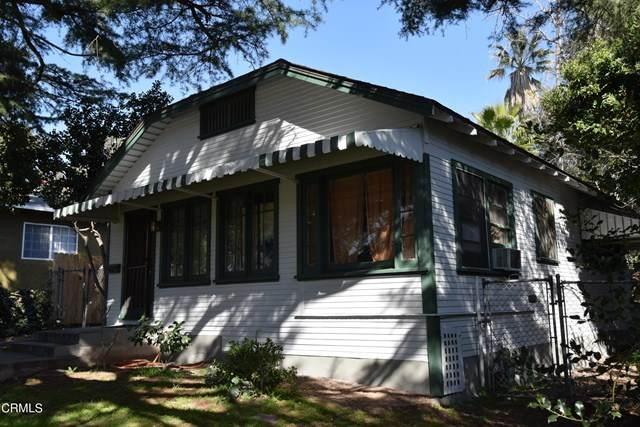 968 Palm Terrace, Pasadena, CA 91104 (#P1-3526) :: Berkshire Hathaway HomeServices California Properties