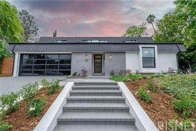 6117 Ellenview Avenue, Woodland Hills, CA 91367 (#SR21041080) :: The Grillo Group