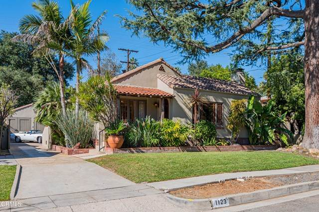1123 Donaldo Court, South Pasadena, CA 91030 (#P1-3533) :: The Parsons Team