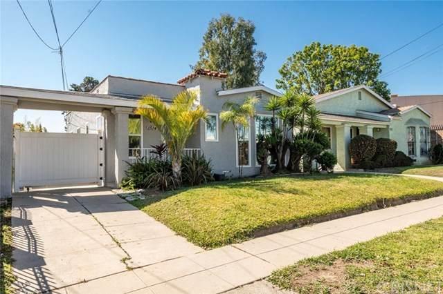 1514 W 106th Street, Los Angeles, CA 90047 (#SR21041256) :: TruLine Realty