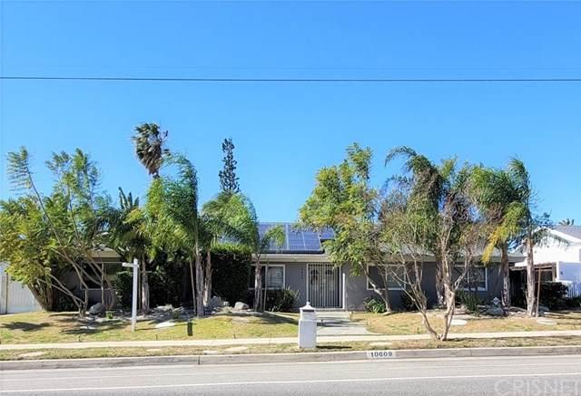 10609 Reseda Boulevard, Northridge, CA 91326 (#SR21041236) :: The Suarez Team