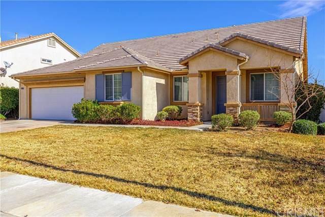 39124 Desert Holly Lane, Palmdale, CA 93551 (#SR21041267) :: TruLine Realty