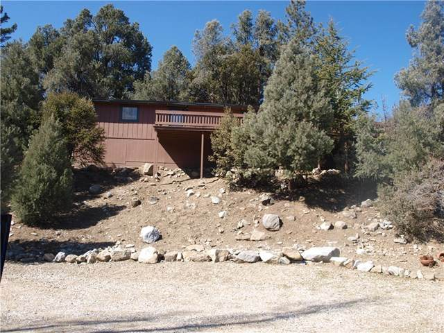 2617 Woodland Drive, Pine Mtn Club, CA 93313 (#SR21041284) :: Berkshire Hathaway HomeServices California Properties