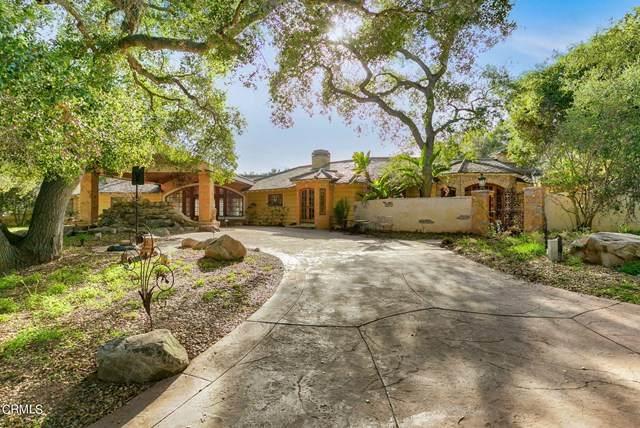 310 Palomar Road, Ojai, CA 93023 (#V1-4140) :: TruLine Realty