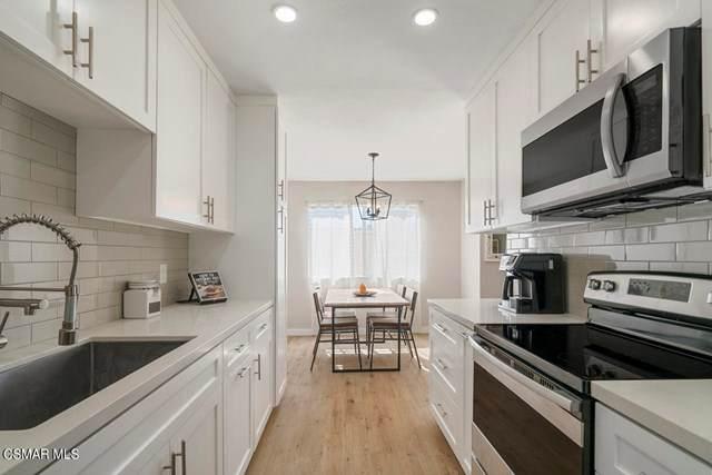 4637 Willis Avenue #306, Sherman Oaks, CA 91403 (#221001038) :: TruLine Realty