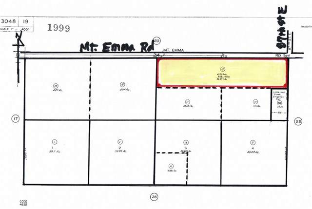 0 Mt Emma Rd Vic 82nd St, Littlerock, CA 93543 (#SR21041395) :: The Grillo Group