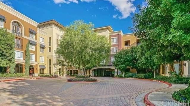 24595 Town Center Drive #3111, Valencia, CA 91355 (#SR21041093) :: HomeBased Realty