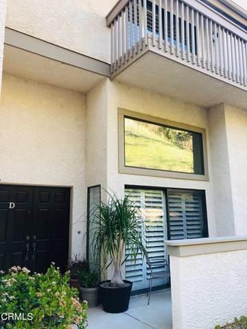 26124 Alizia Canyon Drive D, Calabasas, CA 91302 (#V1-4144) :: Berkshire Hathaway HomeServices California Properties