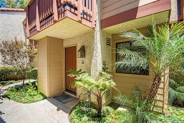 5760 Owensmouth Avenue #34, Woodland Hills, CA 91367 (#SR21041657) :: The Grillo Group