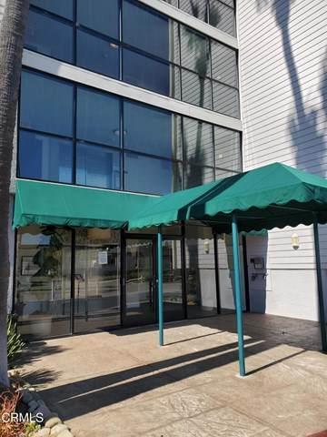 3101 Peninsula Road #304, Oxnard, CA 93035 (#V1-4148) :: Berkshire Hathaway HomeServices California Properties