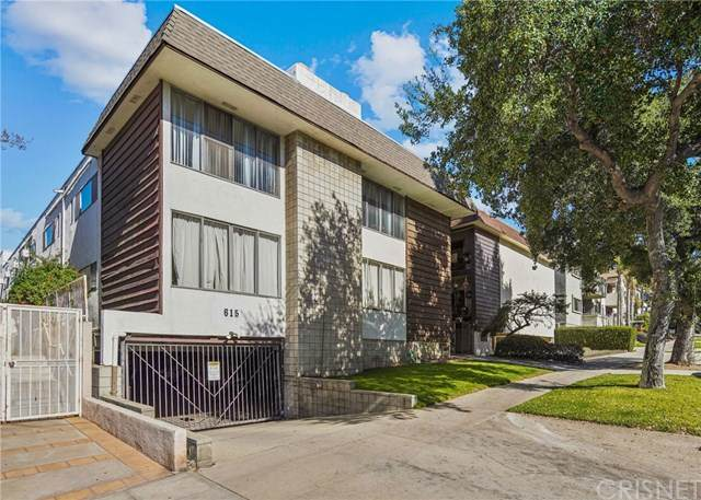 615 E Olive Avenue D, Burbank, CA 91501 (#SR21041673) :: The Parsons Team