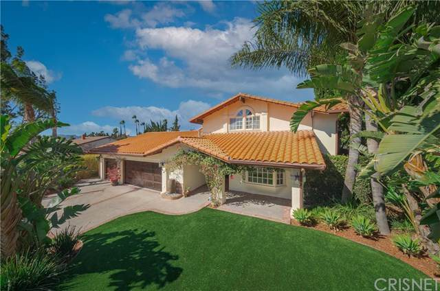 19367 Winged Foot Circle, Porter Ranch, CA 91326 (#SR21038790) :: The Grillo Group