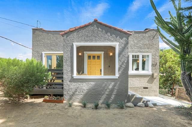 628 Milo Terrace, Los Angeles, CA 90042 (#P1-3546) :: The Grillo Group