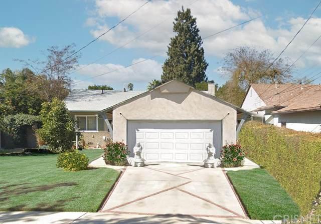 13011 Debby Street, Valley Glen, CA 91401 (#SR21042022) :: The Grillo Group
