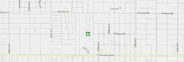 0 Vac/Palmdale Blvd/Vic 205 Ste, Palmdale, CA 93591 (#SR21040951) :: HomeBased Realty