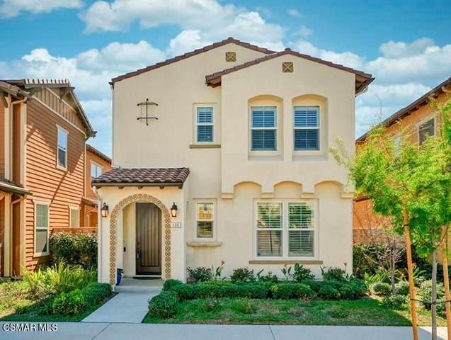 186 Stonegate Road, Camarillo, CA 93010 (#221001057) :: The Grillo Group