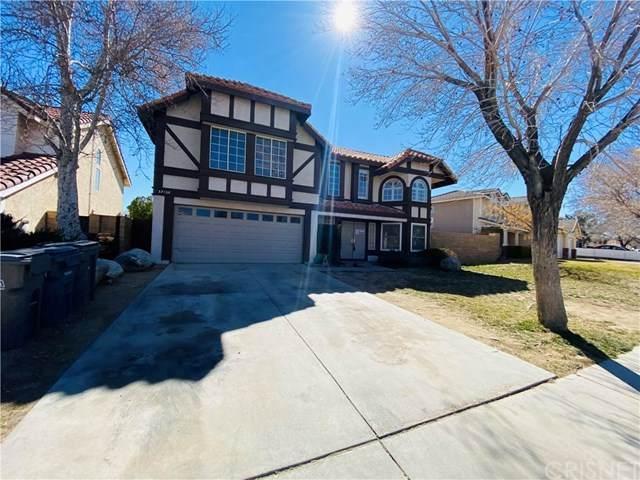 37138 Zinnia Street, Palmdale, CA 93550 (#SR21042202) :: HomeBased Realty