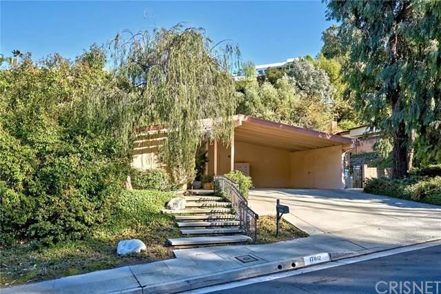 17012 Escalon Drive, Encino, CA 91436 (#SR21037063) :: TruLine Realty