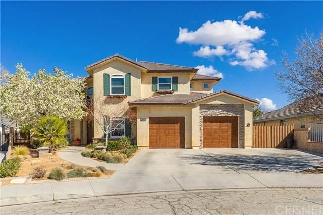 43654 Colony Drive, Lancaster, CA 93536 (#SR21042333) :: Berkshire Hathaway HomeServices California Properties
