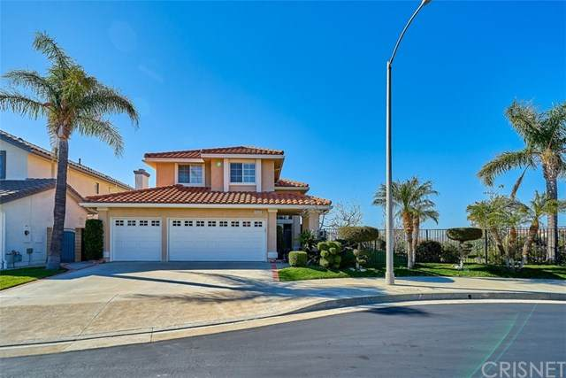 19936 Mid Pines Lane, Porter Ranch, CA 91326 (#SR21042443) :: The Grillo Group