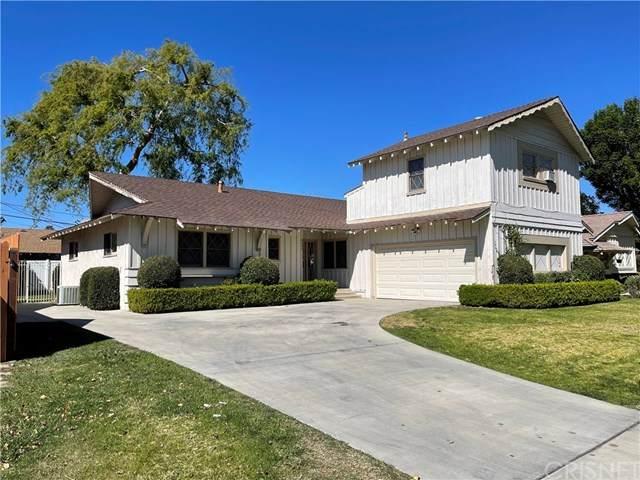 8335 Gladbeck Avenue, Northridge, CA 91324 (#SR21042531) :: The Suarez Team