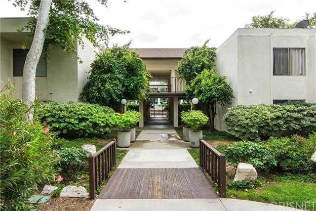 23515 Lyons Avenue #218, Valencia, CA 91355 (#SR21042341) :: TruLine Realty